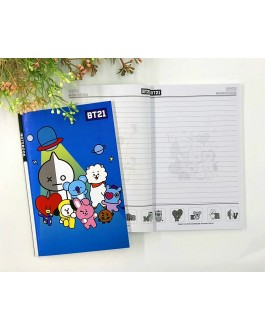 BT21 Notebook 60pg