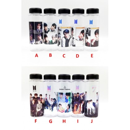 BTS Water Bottle