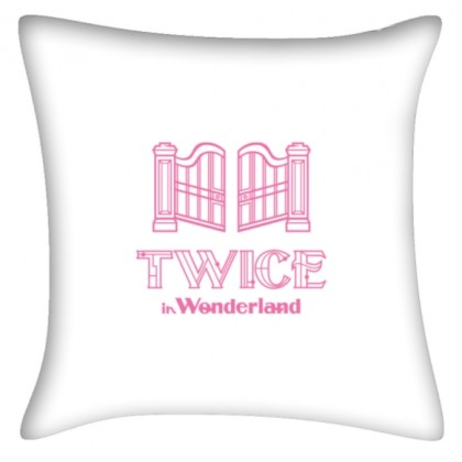 TWICE Pillow Inner Cushion + Cover