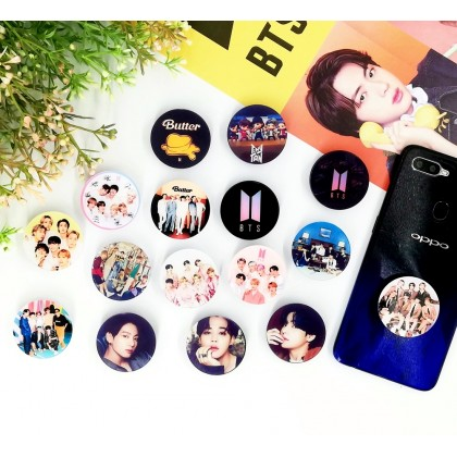 BTS Mobile Phone Holder Phone Stand