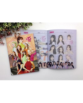 TWICE Notebook 120pg