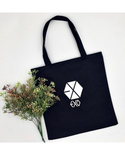 EXO Canvas Tote Bag Casual Bag