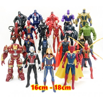 Super Hero Action Figure Toys