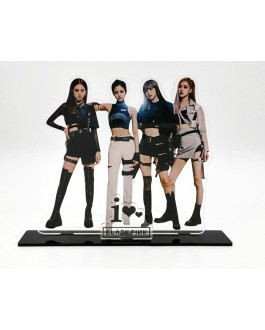 BLACKPINK Acrylic Stand Figure Model Plate Holder
