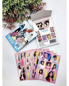 TWICE Photo Sticker (36 sheets)