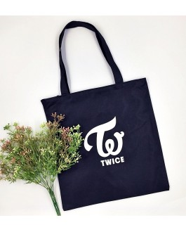TWICE Canvas Tote Bag Casual Bag