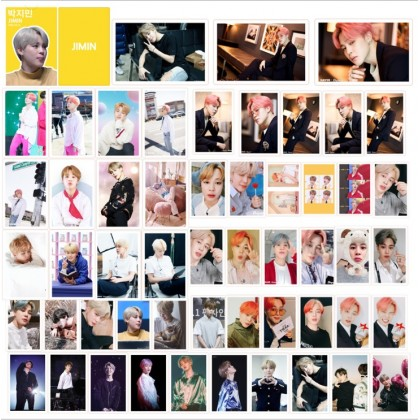 BTS Lomo Card 54pcs Map Of The Soul
