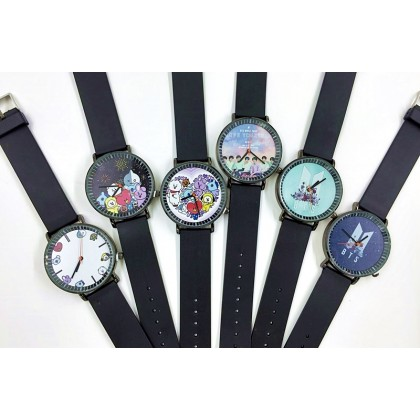 BTS BT21 Watch