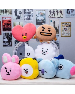 BTS BT21 Pillow Cushion Plush Toy