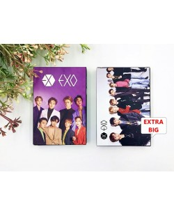 EXO Lomo Card (Extra Big Size) 30pcs