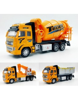 Construction Vehicles Toy High Simulation 1:32