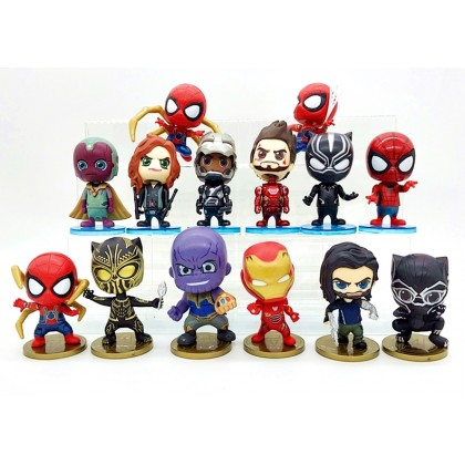 Super hero Avengers Action Figure Toys