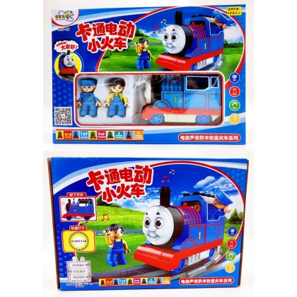Thomas Train Track Railway Playsets With Sound Children Toys