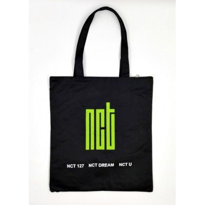 NCT Canvas Tote Bag Casual Bag