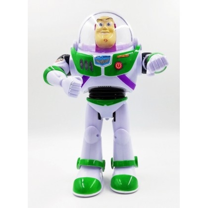 Toy Story Buzz Lightyear Sound and Light Action Toys