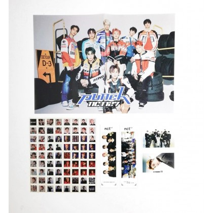 NCT Photobook Album 80pg