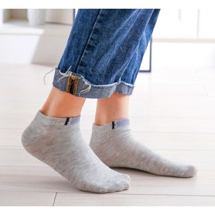Fashion Man Sock Ankle Short