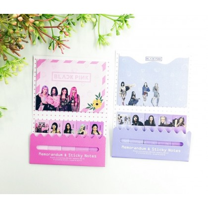 BLACKPINK Sticky Note Memorandum