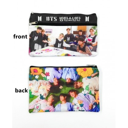 BTS Pencil Case Pencil Box