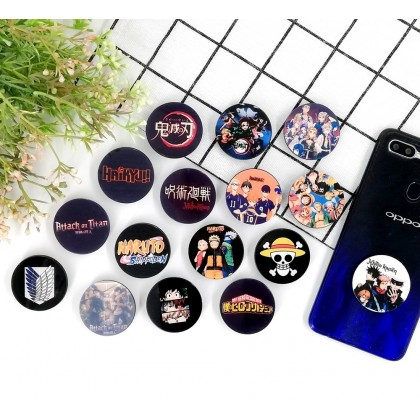 Anime Mobile Phone Holder Phone Stand