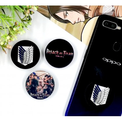Attack On Titan Mobile Phone Holder Phone Stand