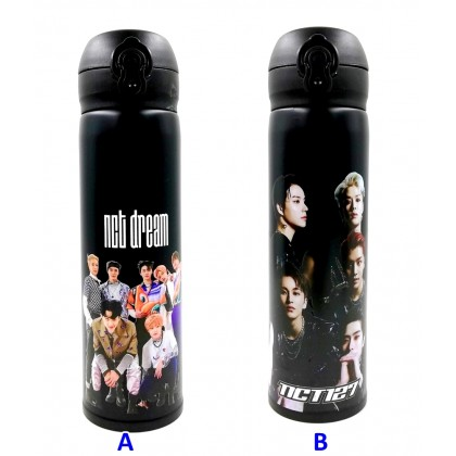 NCT THERMOS STAINLESS STEEL