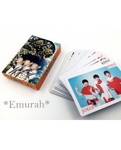 TFBoys Playing Cards