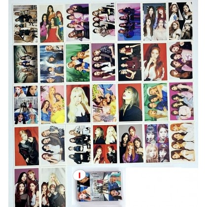 BLACKPINK Lomo Card 30pcs - A