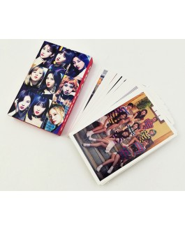 TWICE Lomo Card 30pcs -A