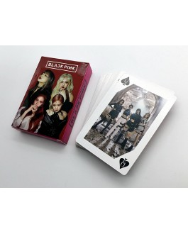 BLACKPINK Playing Cards