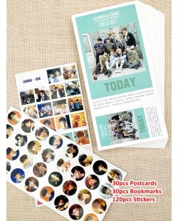 Wanna One Postcard