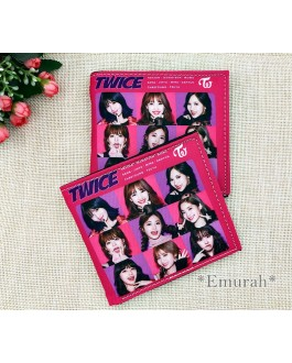 KPOP Twice Wallet (2layer)