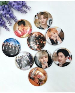 Wanna One Button Pin (2PCS)