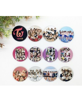 TWICE Button Pin (2PCS)