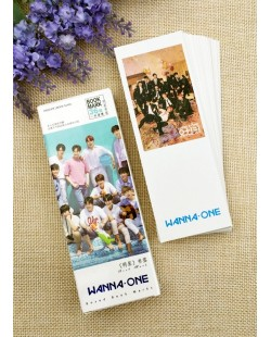 Wanna One Bookmark 36pcs