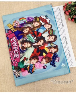 TWICE Pencil Case XL (A4 Size) - B