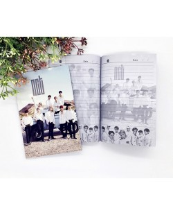 NCT Notebook 120pg