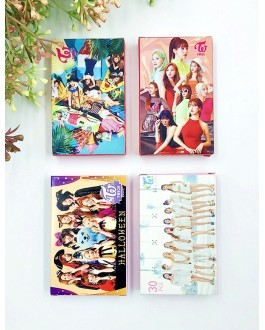 TWICE Lomo Card 30pcs