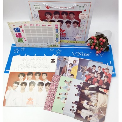 Nine Percent Gift Set