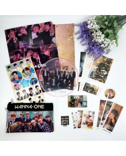 Wanna One Fankit Combo Set(C)
