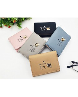 Women Small Cute Wallet